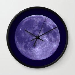 Royal Moon Wall Clock