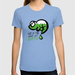 Help to Make Life Green T-shirt