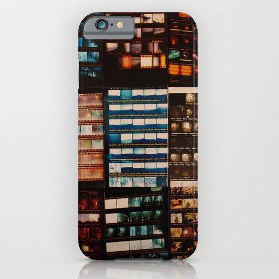 NEGATIVE iPhone & iPod Case