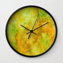 Abstract No. 245 Wall Clock