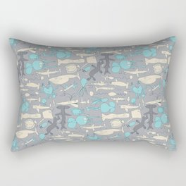 Sea life Rectangular Pillow