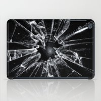 broken iPad Cases featuring Broken by nicebleed
