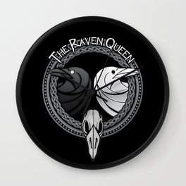 D&D - Raven Queen Wall Clock