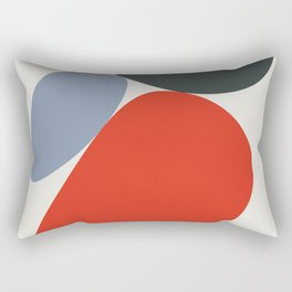 Abstract No.14 Rectangular Pillow