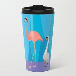 Tall life vs. Short Life Travel Mug