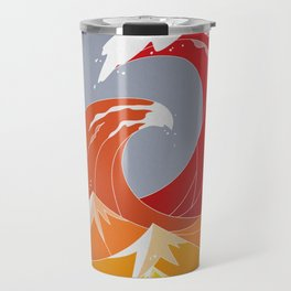 Beaufort Scale Travel Mug