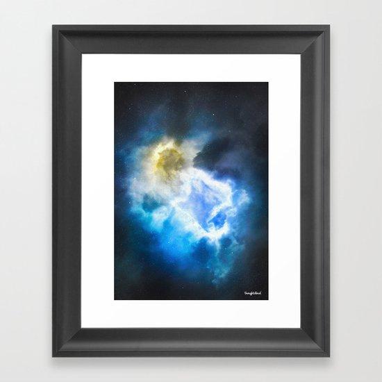 M503 Framed Art Print