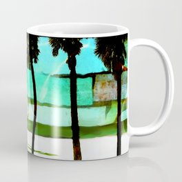 Florida Beach Coffee Mug