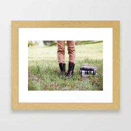 Beauty Inspired  Framed Art Print