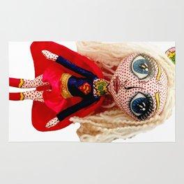 Kara Zoe-El ~ Supergirl Rug