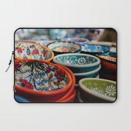 Santorini Bowls Laptop Sleeve