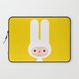 Vacant stare hare Laptop Sleeve