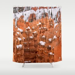 Bryce Canyon - Sunset Point IV Shower Curtain
