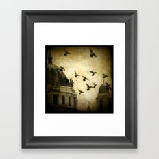 Angel Symphony Framed Art Print