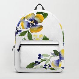 You're Such A Pansy Backpack