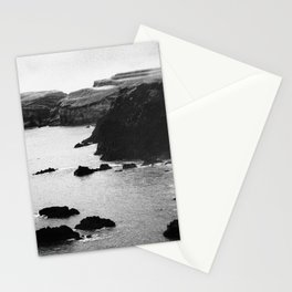 Azores coastal landscape Stationery Cards