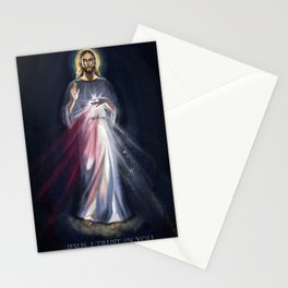 Crown of Mercy  Stationery Cards