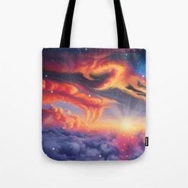 Eternal shining Tote Bag