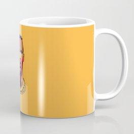 Lucas Radebe Portrait - Leeds United Legend Coffee Mug