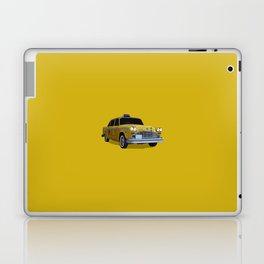 Taxi Driver (Robert De Niro) New York cab illustration Laptop & iPad Skin