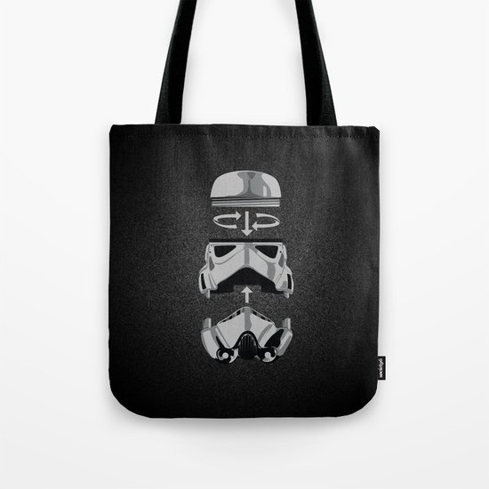 construct-a-trooper. Tote Bag