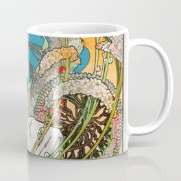Alfons Maria Mucha - Monaco, Monte Carlo - Digital Remastered Edition Coffee Mug