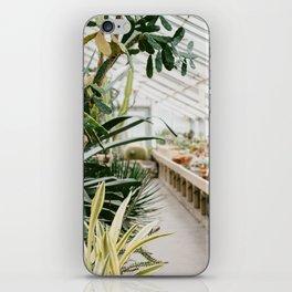 Botanical Garden Tropical iPhone Skin