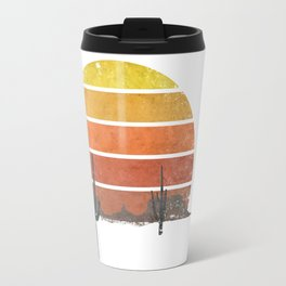 Runnin' Into The Sun Travel Mug