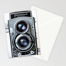 Flexaret Vinatge Camera Stationery Cards