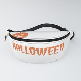 Obsessive Halloween Disorder Fanny Pack
