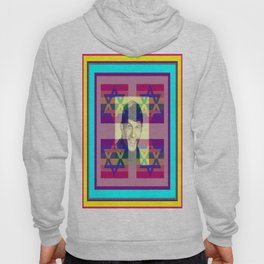 LEONARD NIMOY/POP ART/JUDAICA Hoody