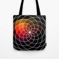 Dark Kaleidoscope  Tote Bag