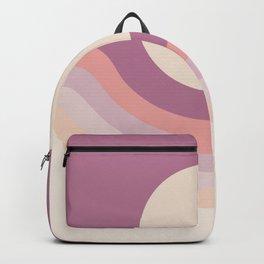 Lilac Rainbow Canyon Backpack