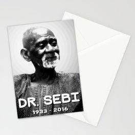 Dr. Sebi Stationery Cards