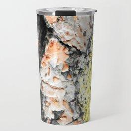 Colored Wood Two Travel Mug