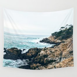 Standing on the Coast Wall Tapestry