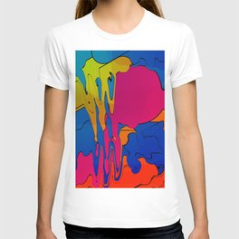 Future Painted T-shirt