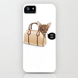 BagDog iPhone Case