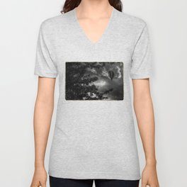 To the clouds Unisex V-Neck