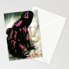 LOUNGE LIZARD Stationery Cards