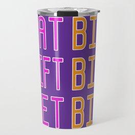 Big x 3 (#12) Travel Mug