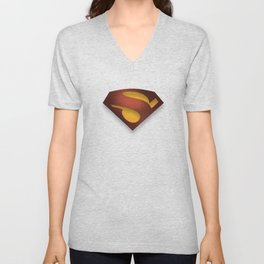 shield Unisex V-Neck