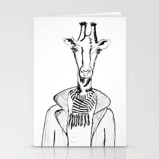High Society Stationery Cards