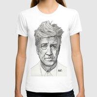 david lynch T-shirts featuring David Lynch by Paul Nelson-Esch Art