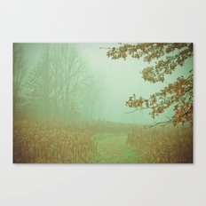 Autumn Day 23 Canvas Print