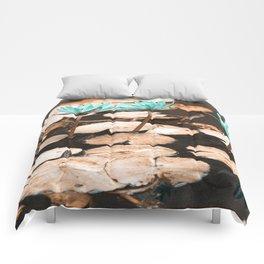 Waterlilies Comforters