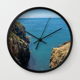 Ogof Colomennod, Ramsey Island Wall Clock