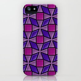 Geometrix 165 iPhone Case