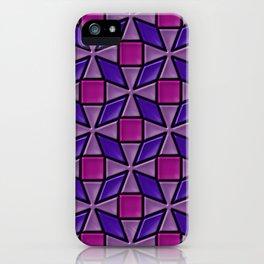 Geometrix 165 iPhone Case