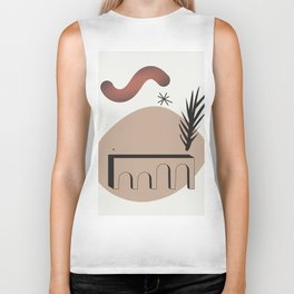 Shape study #9 - Synthesis Collection Biker Tank